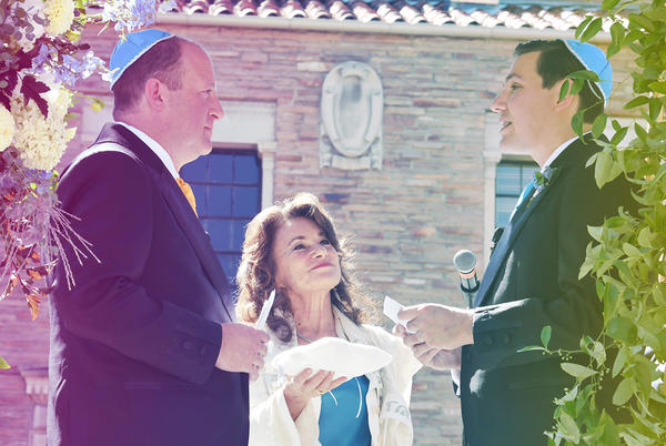 Picture for Colorado Governor Jared Polis's Very Jewish Wedding Will Bring You Joy