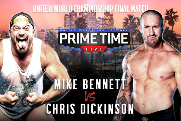 Picture for United Wrestling Network To Crown United World Champion On 10/2