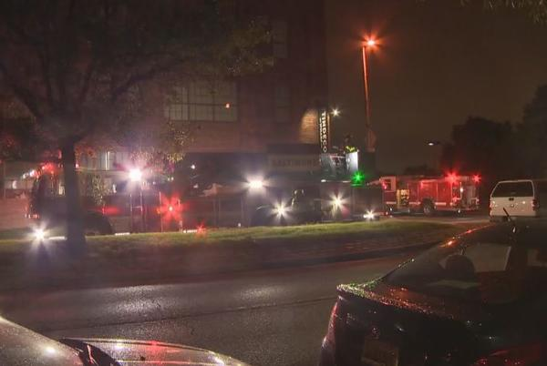 Picture for Fire Breaks Out At Canton Apartment Building