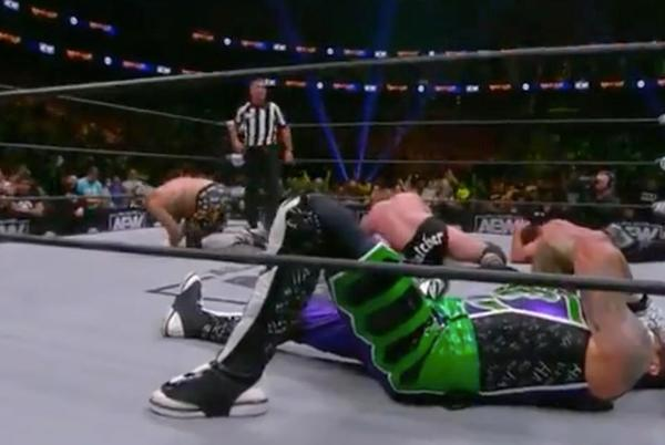 Picture for AEW's Lucha Bros. Retain Tag Team Titles on Rampage