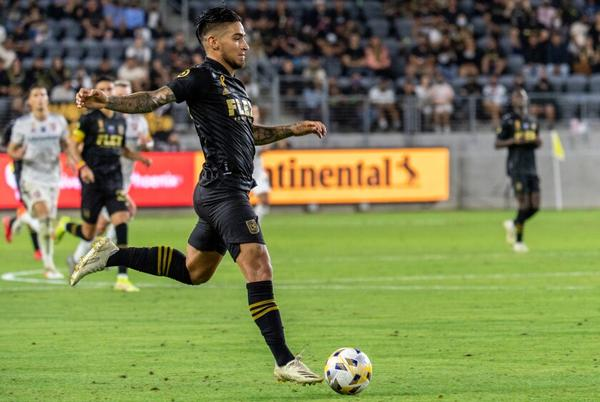 Picture for 'This is what we're working for': Cristian Arango is the key to LAFC's playoff push