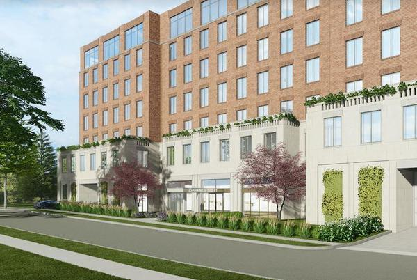 Picture for Neighbors say plan for 192 apartments in Greenwich 'would absolutely reduce the quality of life for us'