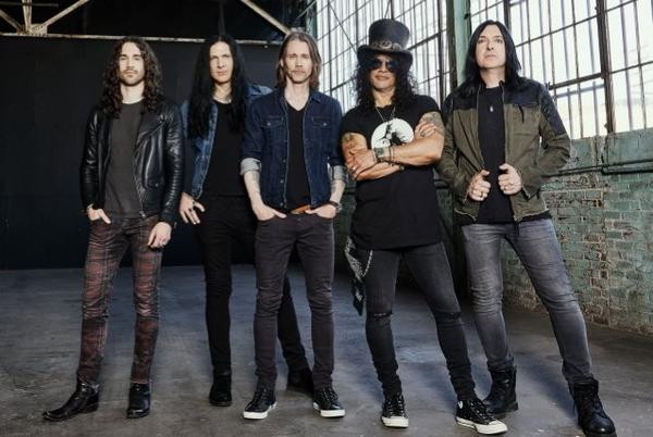 Picture for SLASH To Release New Single 'The River Is Rising' On Friday