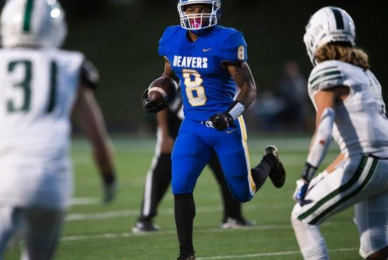 Picture for Turnovers hurt Oak Ridge football in 14-10 loss to Dobyns-Bennett