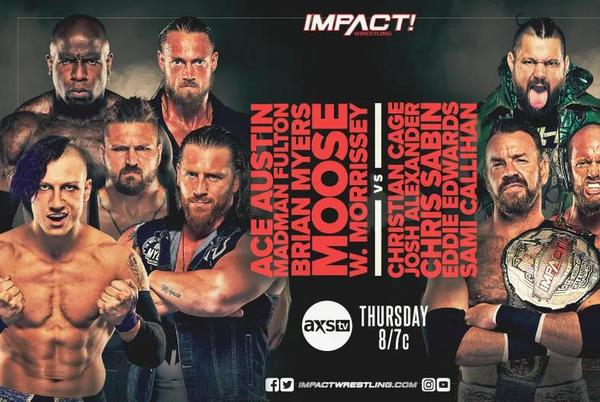 """Picture for Impact Wrestling Results (9/16): """"Victory Road"""" Go-home Show, Massive Tag Team Main Event"""