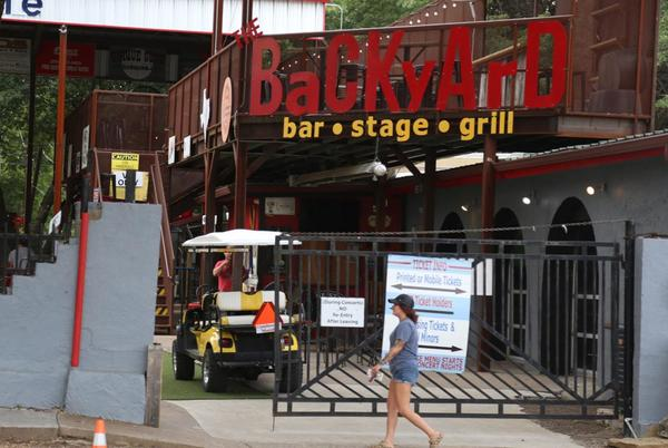 Picture for Backyard Bar Stage and Grill sued in separate lawsuits