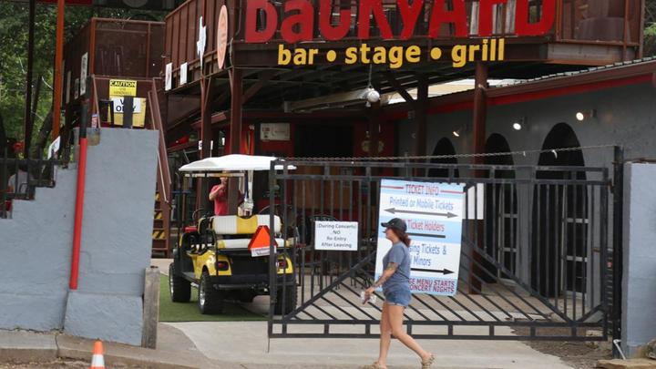 Cover for Backyard Bar Stage and Grill sued in separate lawsuits