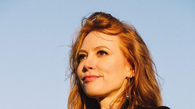 Picture for Alicia Witt Says New Song 'Talk to You' Is About 'Connecting' and 'Sparking with Someone'