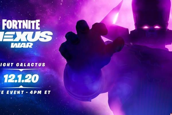 Picture for Fortnite's Season 4 Galactus invasion is happening on Dec. 1: Here's how to watch