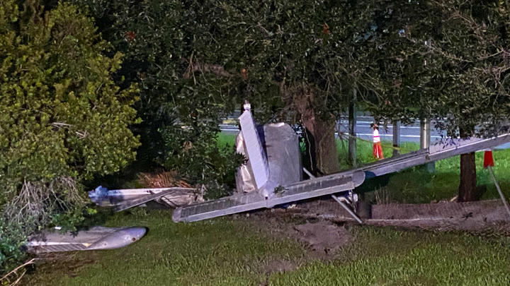 Cover for Two planes have crashed in Florida in one month