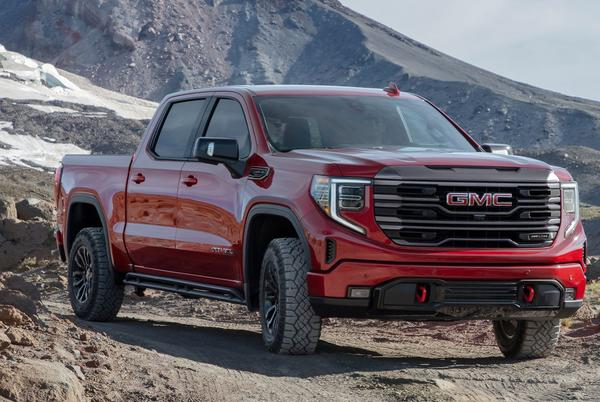 Picture for How GM Squeezed 420 Lb-Ft of Torque From the GMC Sierra's Four-Cylinder