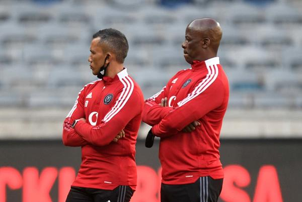 Picture for 'It is very unfortunate that I have to make excuses' - Orlando Pirates coach Ncikazi