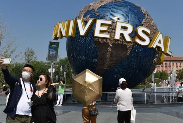 Picture for Universal Studios Opens Beijing Park To Sellout Crowds After 20-Year Wait
