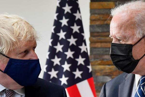 Picture for US travel ban: Why is Biden still keeping Britons out of US?