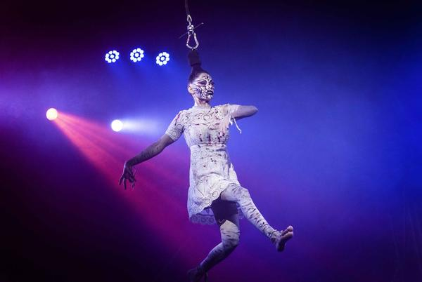 Picture for 'Not for the faint of heart:' Cirque Italia brings Halloween, adult-themed show to Heartland Park