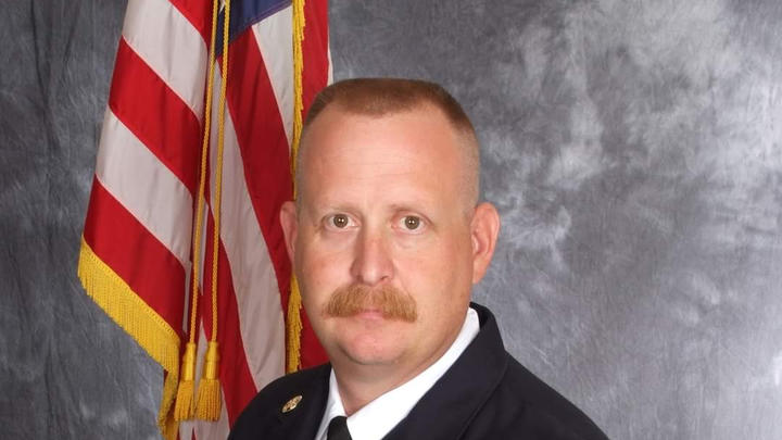 Cover for Retired North Richland Hills Fire Battalion Chief loses battle to cancer