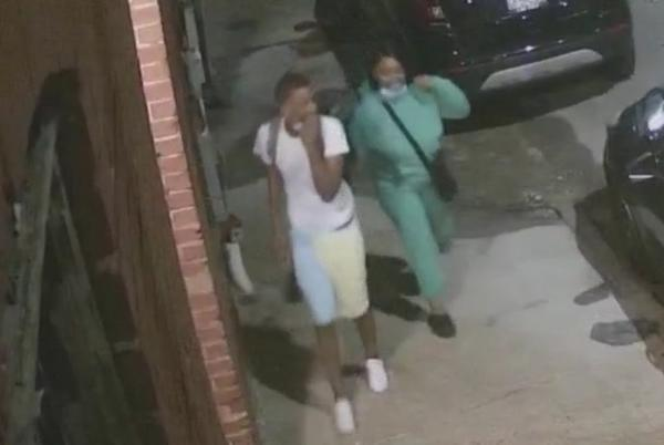 Picture for Police ask for help identifying 2 suspects in Monday morning murder