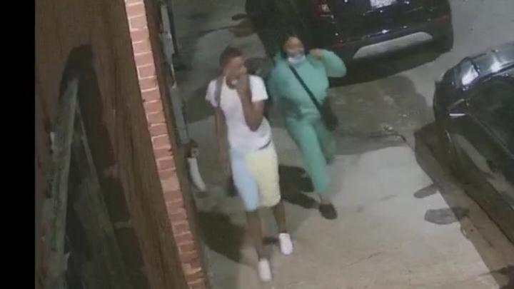 Cover for Police ask for help identifying 2 suspects in Monday morning murder