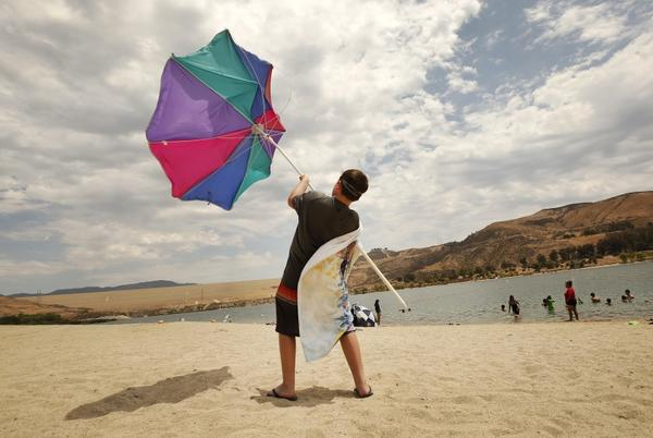 Picture for Santa Ana winds and critical fire weather are headed for Los Angeles