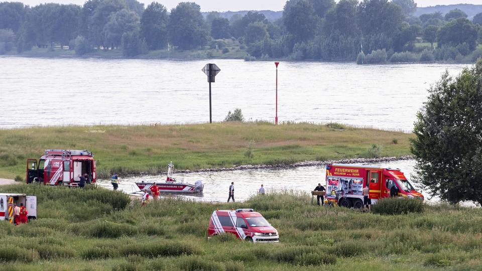 Picture for Germany: 1 teen dead, 2 missing after swimming in Rhine
