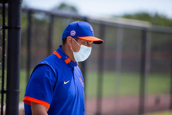 Picture for Mets: Three overreactions to an embarrassing Opening Day loss