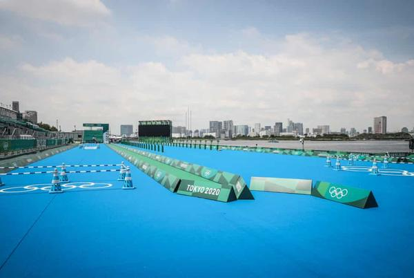 Picture for Olympics 2020 day three: Jonny Brownlee and Alex Yee go in men's triathlon – live!