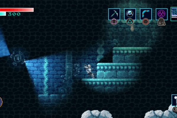 Picture for Review: A Great Metroidvania, Axiom Verge 2 Subverts Conventions