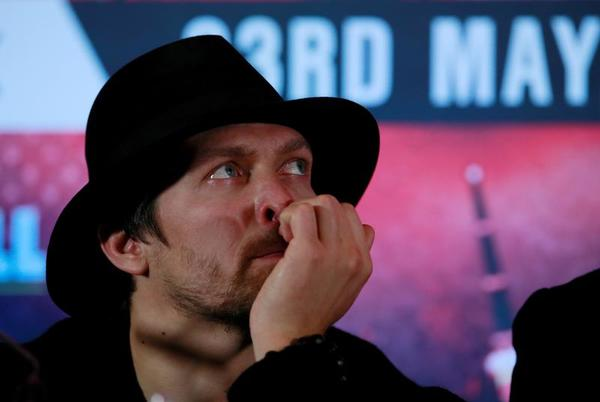 Picture for Boxing-Usyk more worried about son's schooling than fighting Joshua