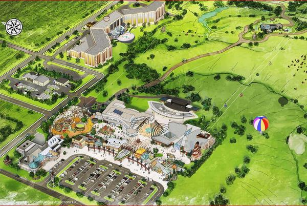 Picture for Financial update on Jamestown's Bison World amusement park project