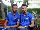 Picture for For Krunal and I the lockdown period last year was a phase of improvement, it made us brutally honest: Hardik Pandya