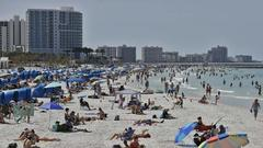 Cover for Florida leads nation in number of new HIV cases