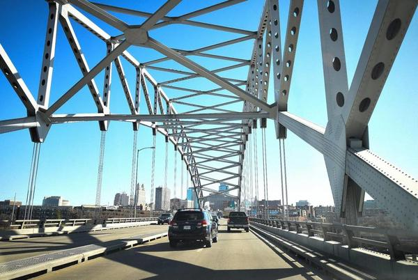 Picture for 'Extensive closures' coming next week as part of Buck O'Neil bridge replacement in KC