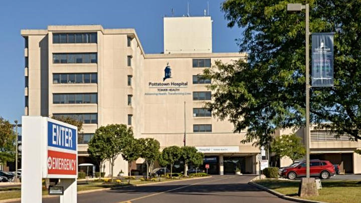 Cover for Pottstown Hospital's Parent Company Tower Health Sheds Assets, Improves Slightly in Financial Ratings