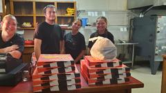 Cover for Bixby pizzeria helps restaurant bounce back
