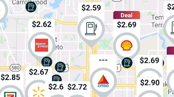 Picture for Florida Gas Prices Decline 3 Cents Last Week