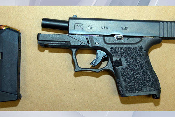 Picture for Police: Albany man arrested with loaded gun, cocaine