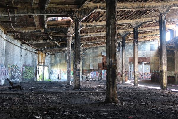 Picture for Ontario County to reveal findings on Lehigh Valley Railroad Roundhouse