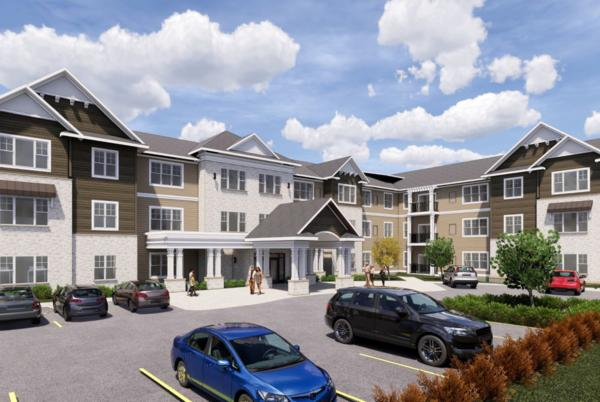 Picture for Construction begins for 161-unit Pewaukee senior housing project