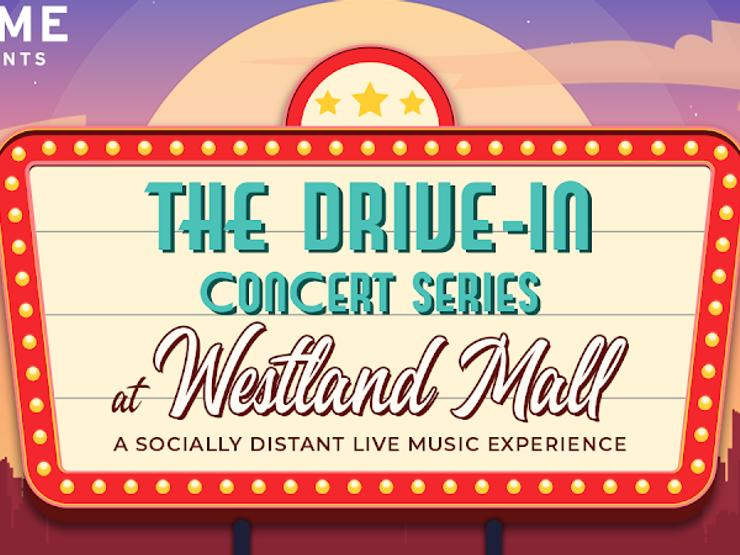Prime Social Group Launches Drive In Concert Series At Westland Mall Drive In News Break