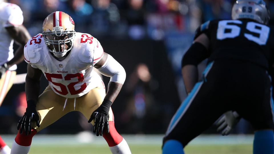 Picture for It's Time Former 49ers' Star Patrick Willis Moves Forward to a Canton Conversation