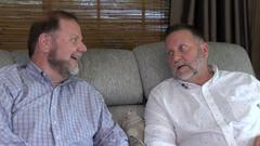Cover for Arkansas brothers separated at birth reunite after 58 years