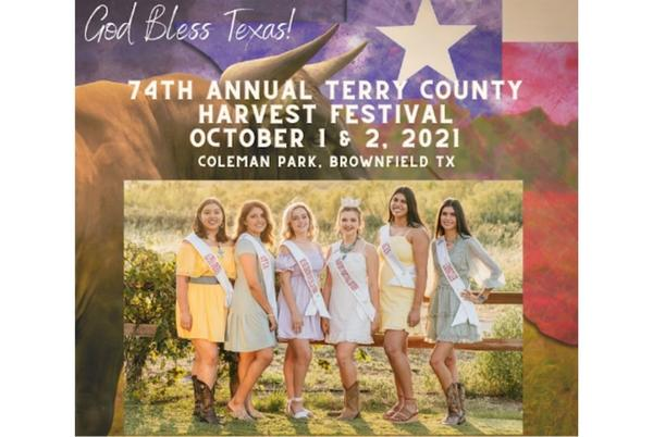 Picture for Terry County Harvest Festival will be here soon!