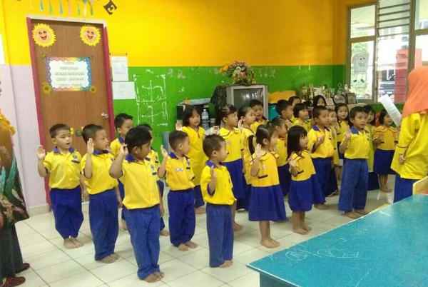 Picture for Perpaduan kindies to teach sign language from next year