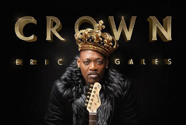 Picture for Eric Gales announces new album – Crown