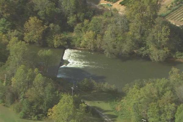 Picture for Deputies investigating after body found in Catawba River in Morganton