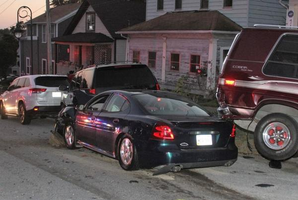 Picture for Driver injured in Davenport crash