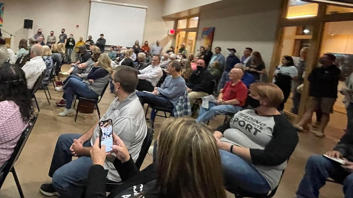 Cover for Candidates Make Case For Election to Linn-Mar School Board