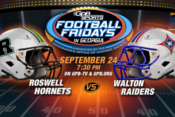Picture for Football Fridays In Georgia: Roswell at Walton
