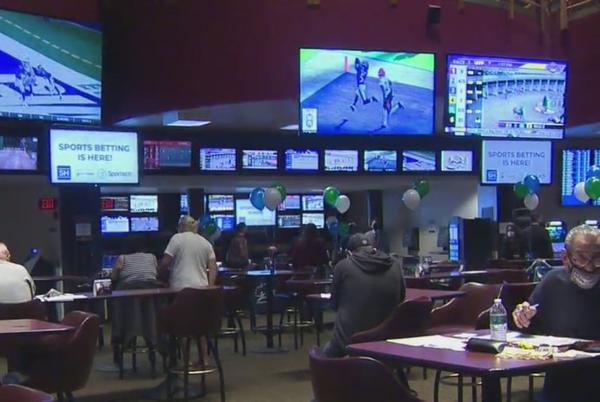 Picture for Connecticut Lottery opens in-person sports betting site in New Haven