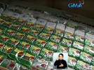 Picture for P863-M in shabu hidden inside tea packets seized, 3 Chinese nationals nabbed